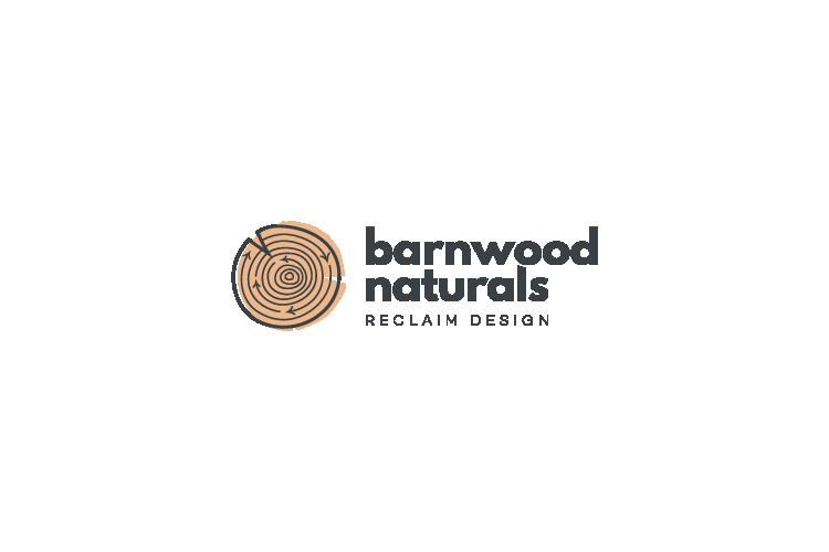 Barnwood Naturals logo design