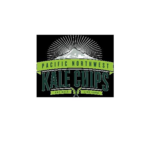 Kale Chips Logo Design