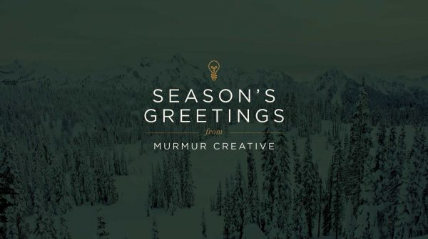 Seasons Greetings Blog Post Murmur Creative