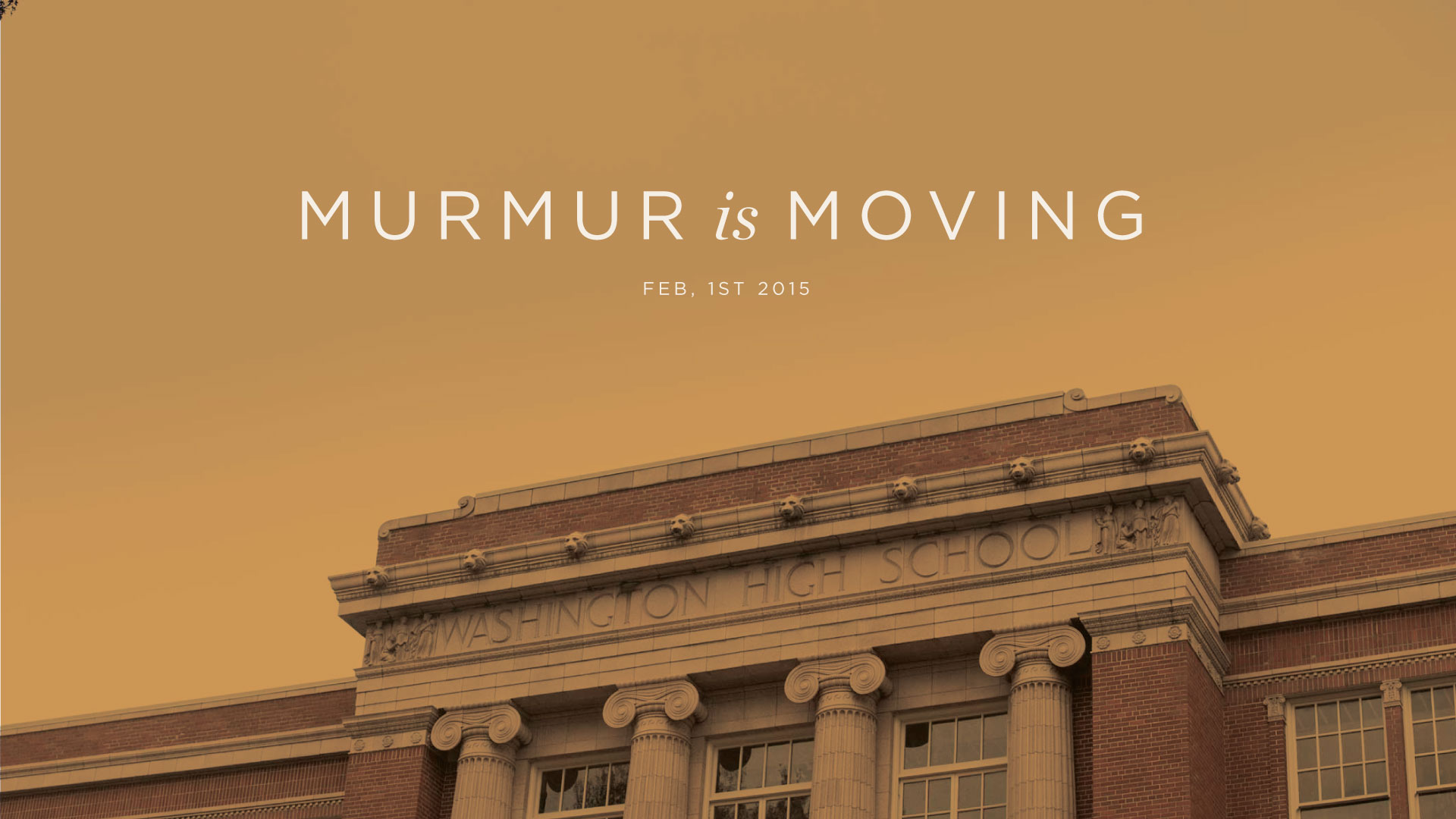 murmur-is-moving