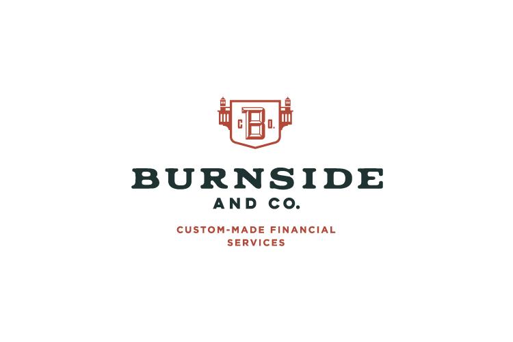 Burnside and Co. logo design