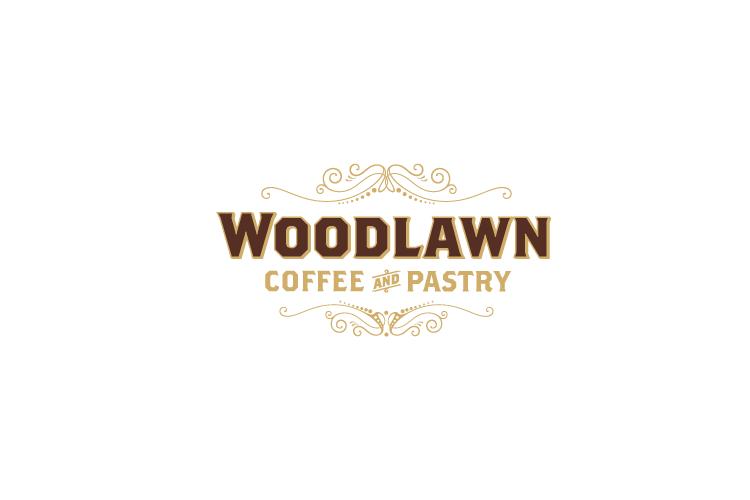 Woodlawn Coffee logo design