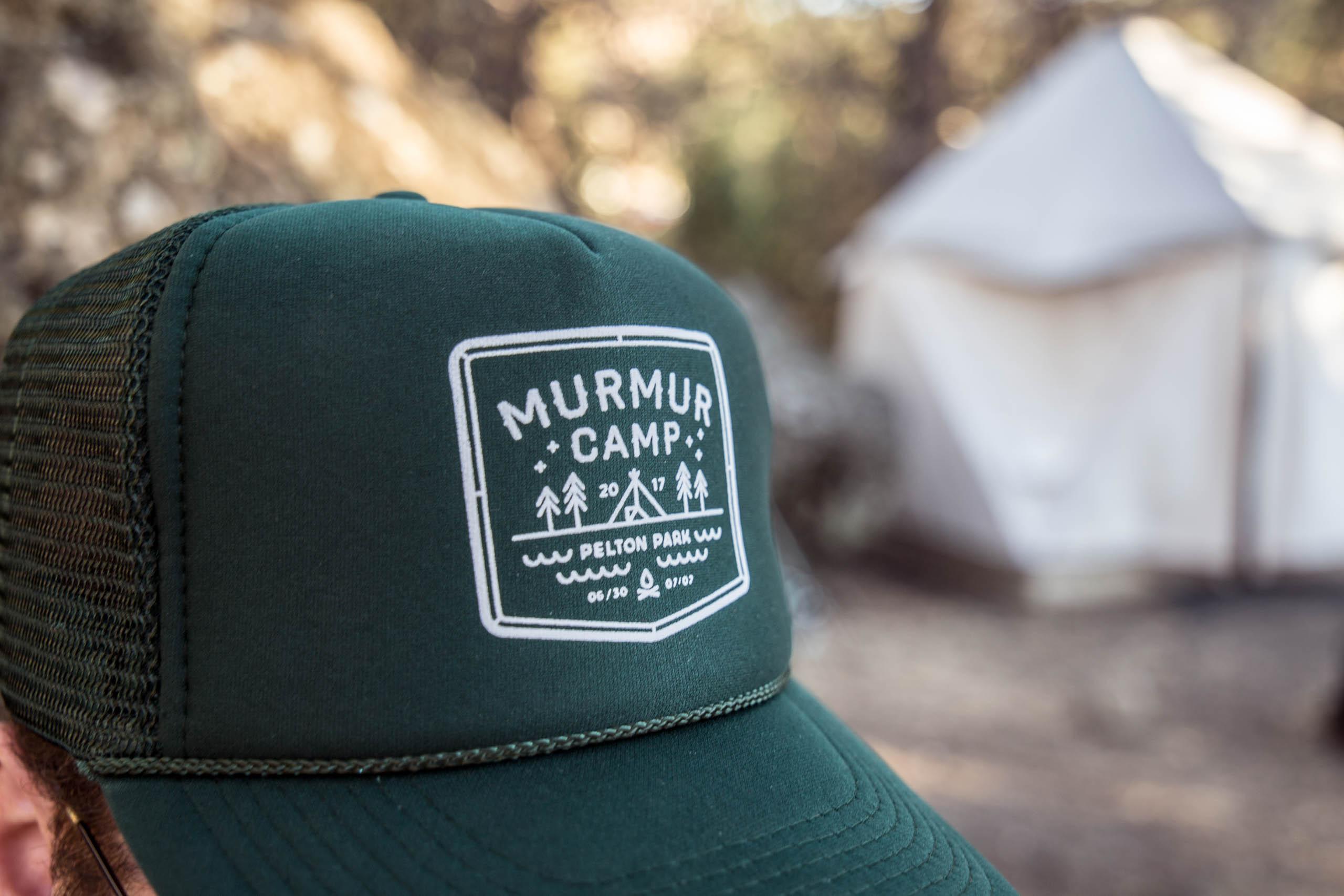 Murmur Camping Trip 2017