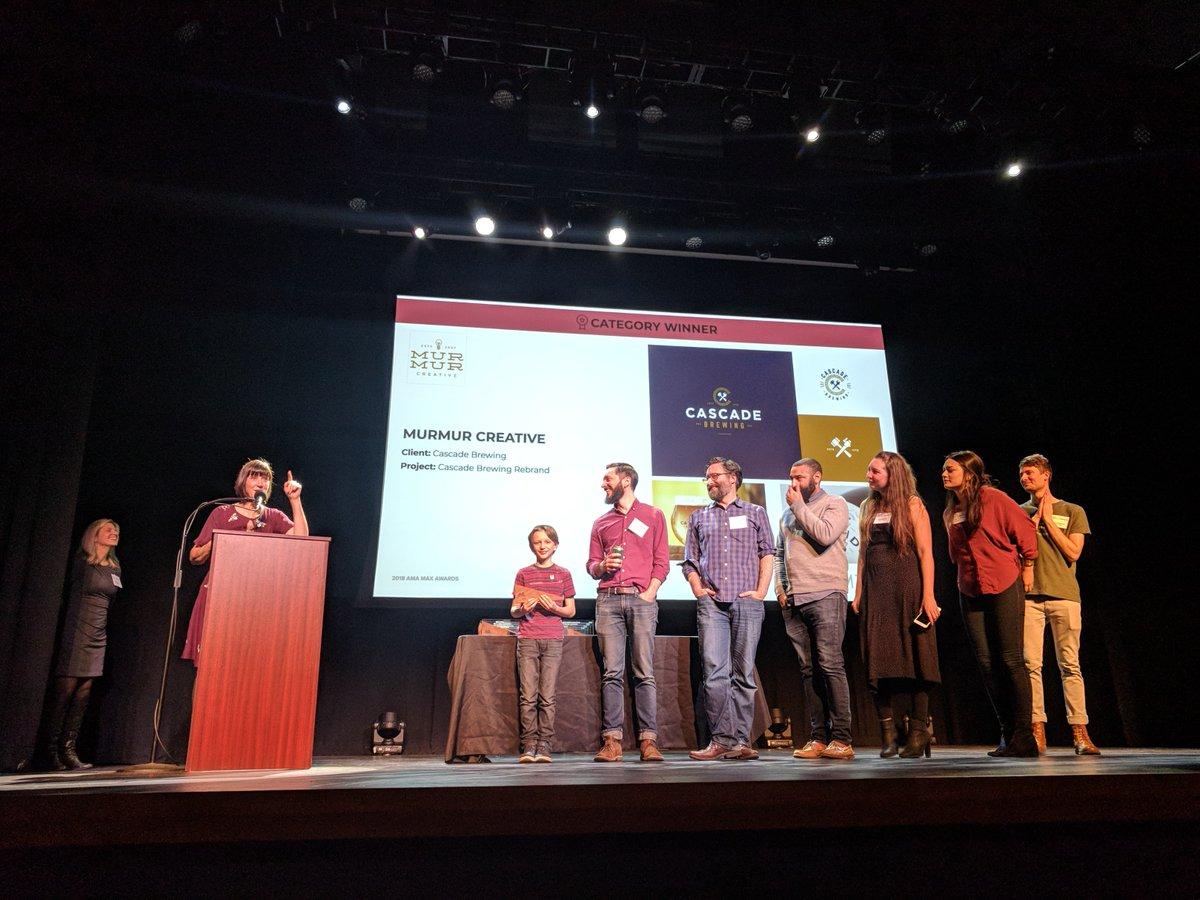 Murmur Wins Branding Award